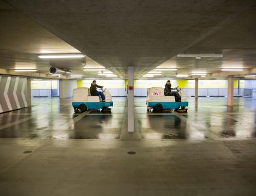 Parkeergarage Apeldoorn