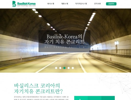 Korean partner launches website