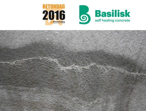 Basilisk present at the Dutch 'Concrete day' 2016