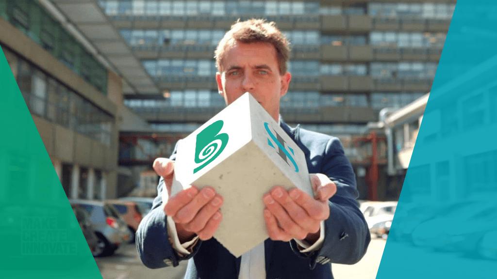 Green Basilisk zelf-helend beton verkrijgt VC investering