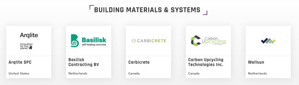 Building materials and systems
