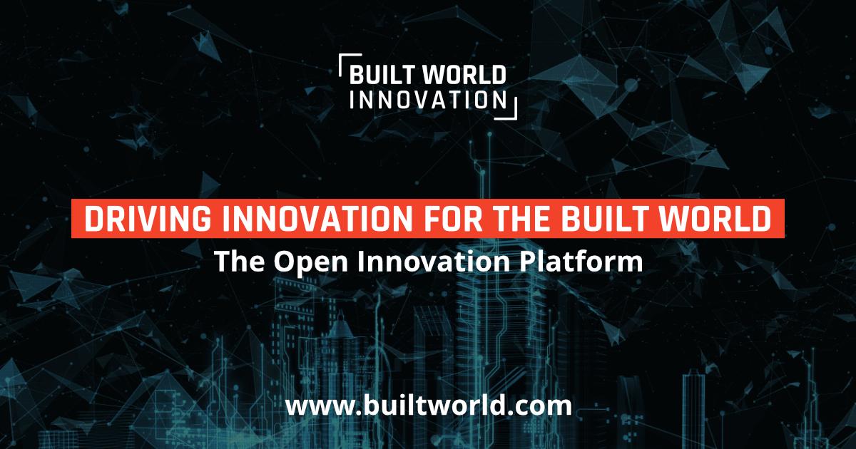 Basilisk één van de winnaars tijdens prepitch van BuiltWorld 2019