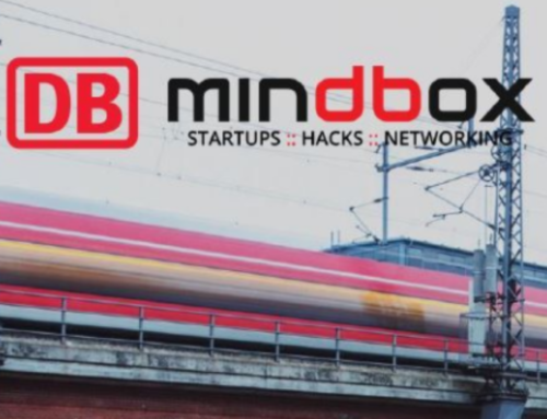 Basilisk Winnaar @ Deutsche Bahn Mindbox